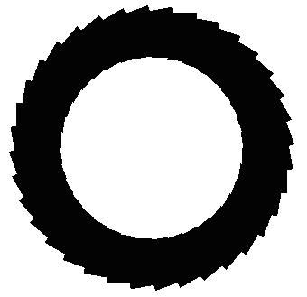 図1.19: 回転軸が変わっている