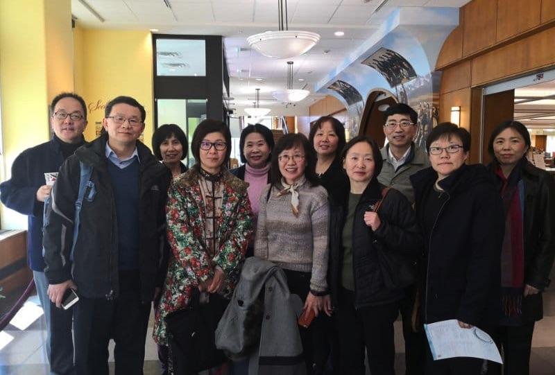 2019 亞洲研究協會年會 (AAS) 於美國丹佛盛大舉行
