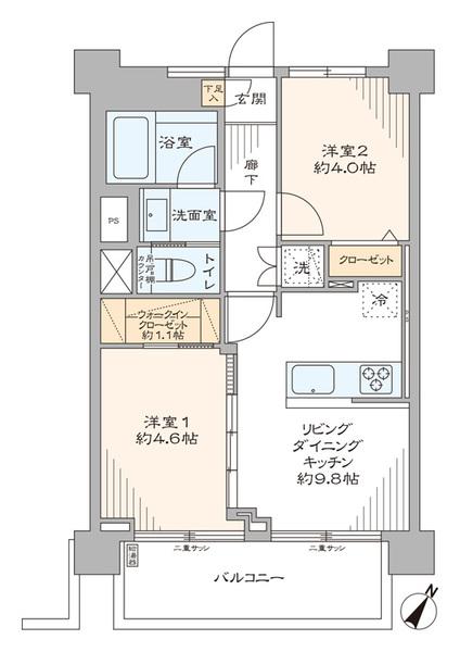 柿の木坂東豊エステート