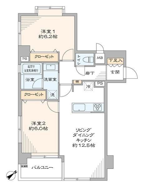 ライオンズマンション成増第5