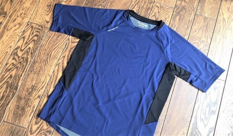 マイナス5℃の遮熱効果も! ワークマンのTシャツは紫外線も99.5%以上カットで1,000円以下だなんて…|マイ定番スタイル