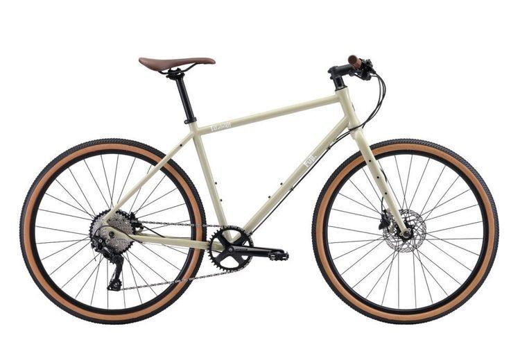 クロモリフレームのアドベンチャークロスバイク「FUJI TALAWAH」(2021年モデル)