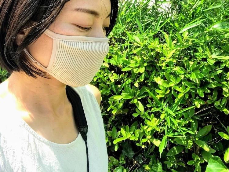 スポーツマスク専門ブランドが作った夏マスクを発見! その実力を確かめてみたよ|マイ定番スタイル