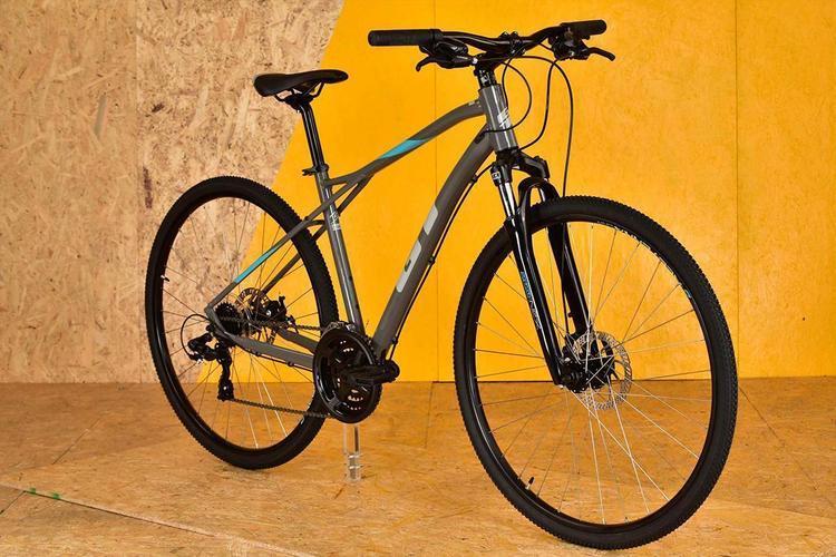 舗装路やダートに対応するGTのクロスバイク「TRANSEOシリーズ」