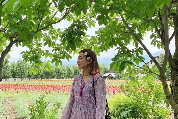 ラベンダー畑にスープカレー、初夏のTHE北海道な旅【YURIEのおいしいアウトドア旅#5 道央編】