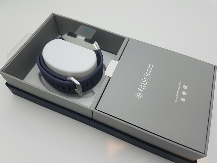 Fitbit Ionicはバンド交換がしやすくなっていた話