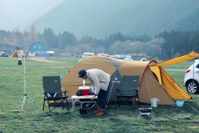 【レビュー】スノーピークの2人用テントなら「アメニティドームM」がおすすめ