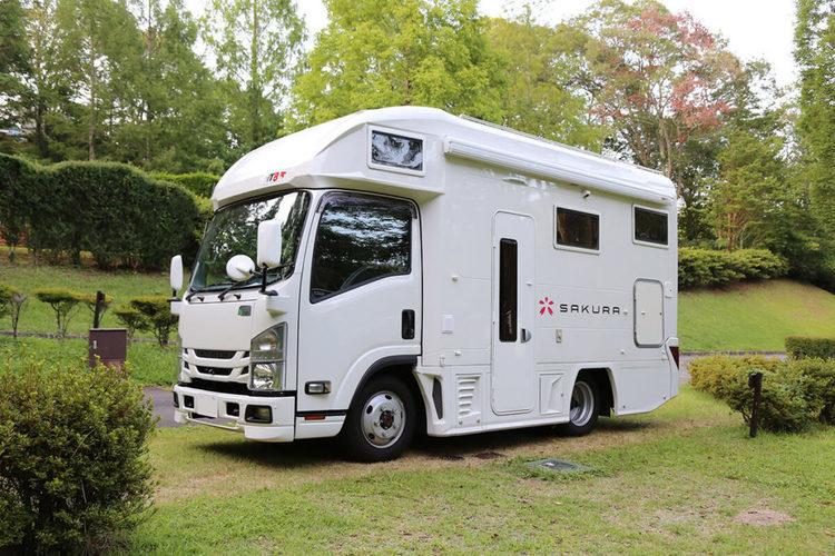 1泊2日でキャブコン「新型SAKURA」の生活電源と走行性能のスゴさを検証してきた!
