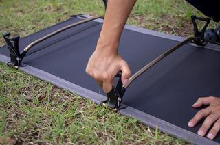 【注目リリース】Snugpak(スナグパック)から、初のコットと、新作寝袋「ベースキャンプ スリープシステム」が登場
