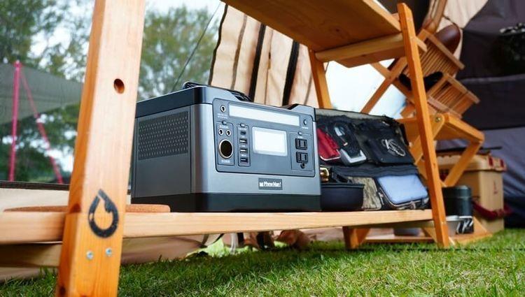 イデアル「PhewMan500」を実機検証レビュー | ファンが静か&ファミリーに便利な容量