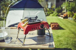 【コールマン2021年新製品】テント以外のキャンプギア8選をご紹介! シングルガスストーブ、バーベキューテーブル、ノーザンノバなど