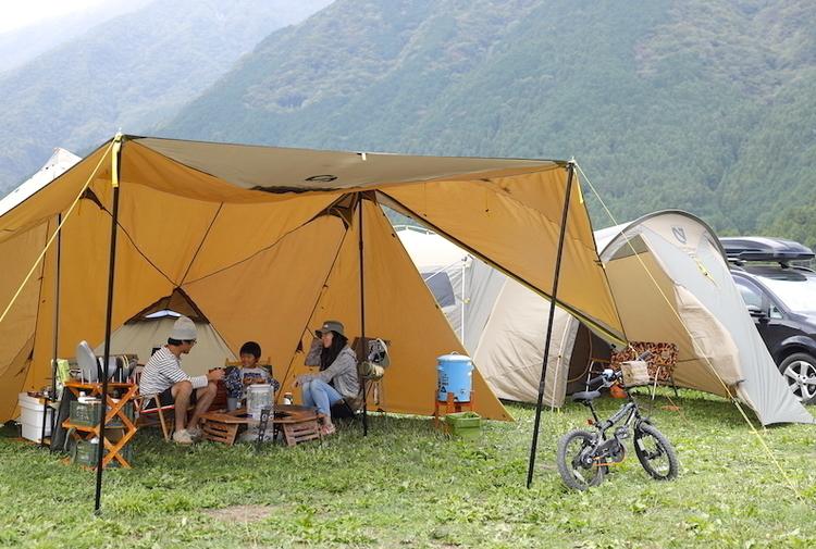 秋の最新キャンプスタイルを拝見!おしゃれで機能的なこだわりサイト満載  #1
