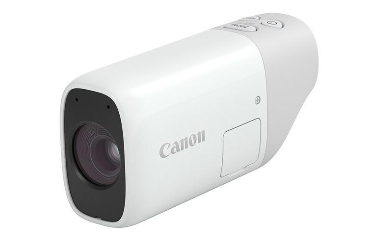 望遠鏡とデジカメを融合した、キヤノンの新型カメラが面白い! 観ながら撮れて、外遊びにも◎!