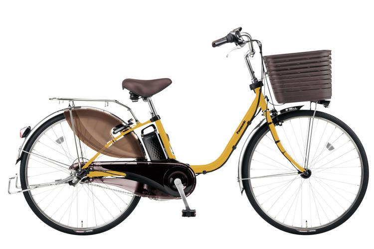 パナソニックから電動アシスト自転車「ビビDX」の限定カラーが発売