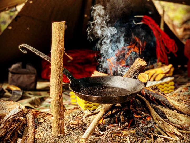 Turk(ターク)は最強か?キャンプに持って行くフライパンは何を重視するかで変わる!