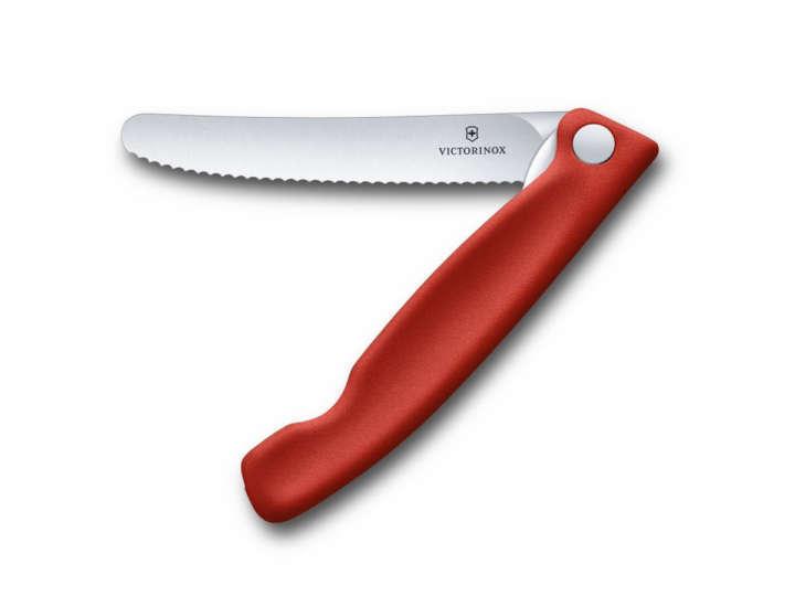 軽いアウトドアにビクトリノックスのナイフがちょうどいい
