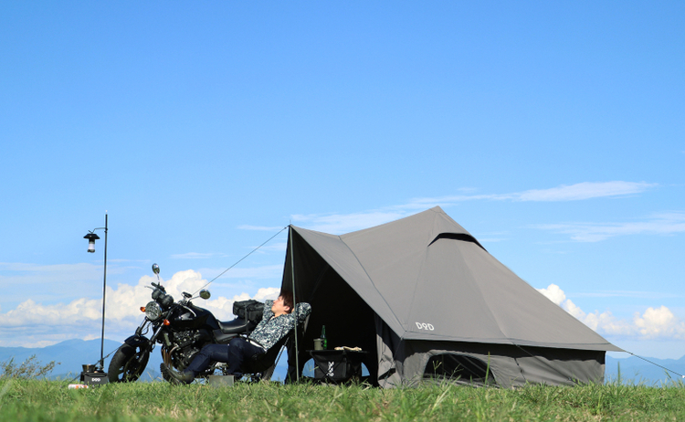 自分好みを見つけよう!ソロキャンプ用テントの選び方とおすすめのDODテント一覧