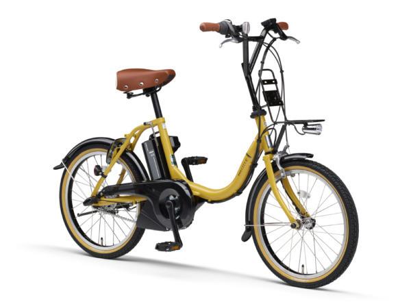 小径電動アシスト自転車「ヤマハ PAS CITY-C/CITY-X」2021年モデル登場 ヤマハ独自のスマートパワーアシストを搭載