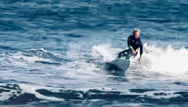 グラチャン3連覇を成し遂げた浦山哲也プロの小波戦略法とサーフィン映像