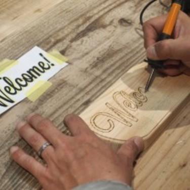 ウッドバーニングのはじめ方!準備する道具やデザイン・やり方のコツを解説!