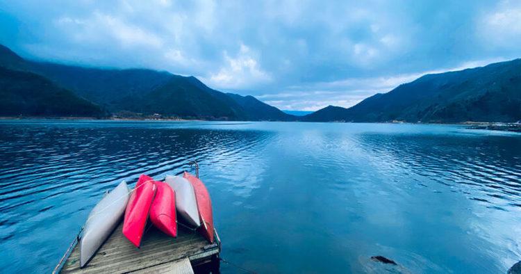 【キャンプレポート】PICA富士西湖キャンプ場