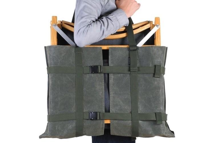 防水帆布を使ったアソビトの人気ギアケースに、カユい所に手が届く新作が仲間入り。