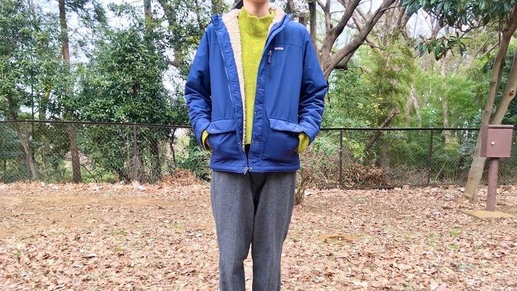 パタゴニアのキッズ用ジャケットは、安価ながら高性能。大人でも着られるって知ってた? マイ定番スタイル