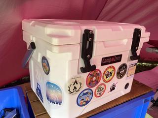 【連泊ソロキャンプにおすすめ】コストコで買えるクーラーボックス「キャンプゼロ 20L ロトモールド」の保冷力を検証!