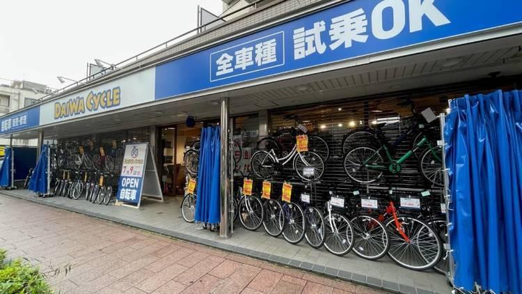 東京都足立区に新規出店 ダイワサイクル竹の塚店 7月9日(金)オープン
