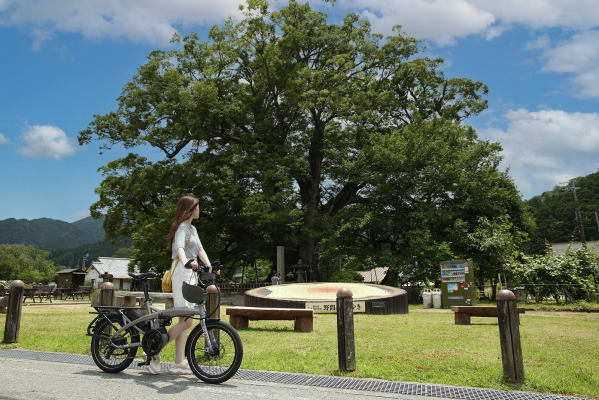 アキボウ、大阪・能勢町 サイクリングマップの情報発信を開始