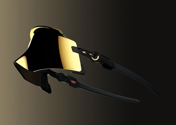 金メダルを狙うアスリートが纏う特別版。プリズム24Kレンズ搭載の「Oakley Kato(オークリー ケイトー)」が発売。