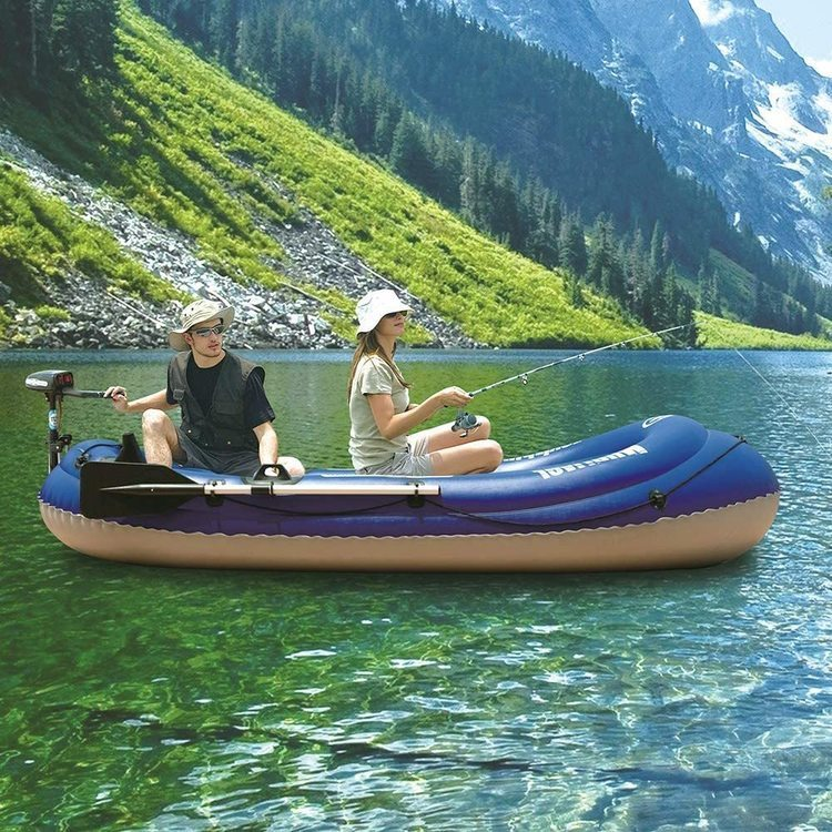 釣り用ゴムボートのおすすめ12選。使いやすい人気モデルをピックアップ