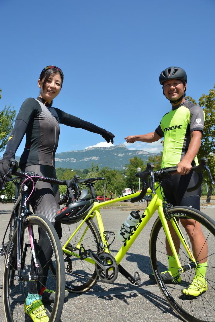 (過去記事)日向涼子さんが「エタップ・デュ・ツール」完走を報告 さっそくリカバリーライドへ