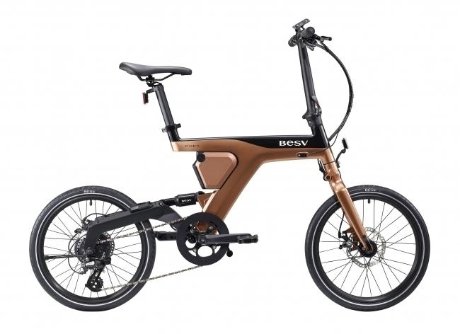 BESVが折りたたみE-Bike「PSF1」のサービスキャンペーンを実施 対象パーツの無償提供や装着を行う
