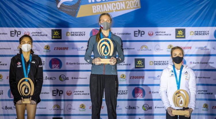 東京五輪前最後のW杯が開催。アダモフスカが初決勝で優勝、中川が5位入賞/リードW杯2021第4戦 ブリアンソン大会