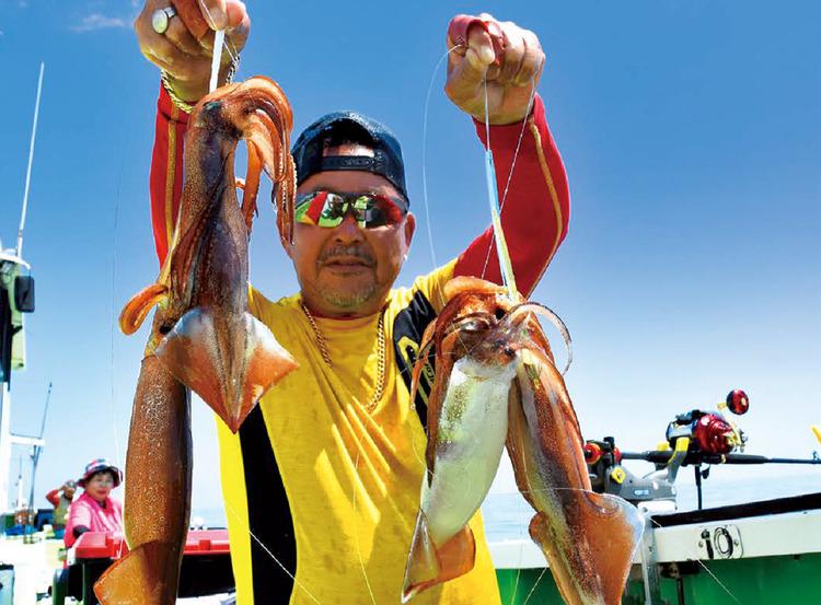 釣り人よ沖へ出よう!夏色のスルメイカが待つ相模湾へ!