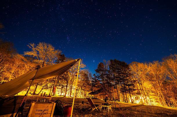 千葉市でキャンプイベント「STARLIGHT CAMPZ」が始動