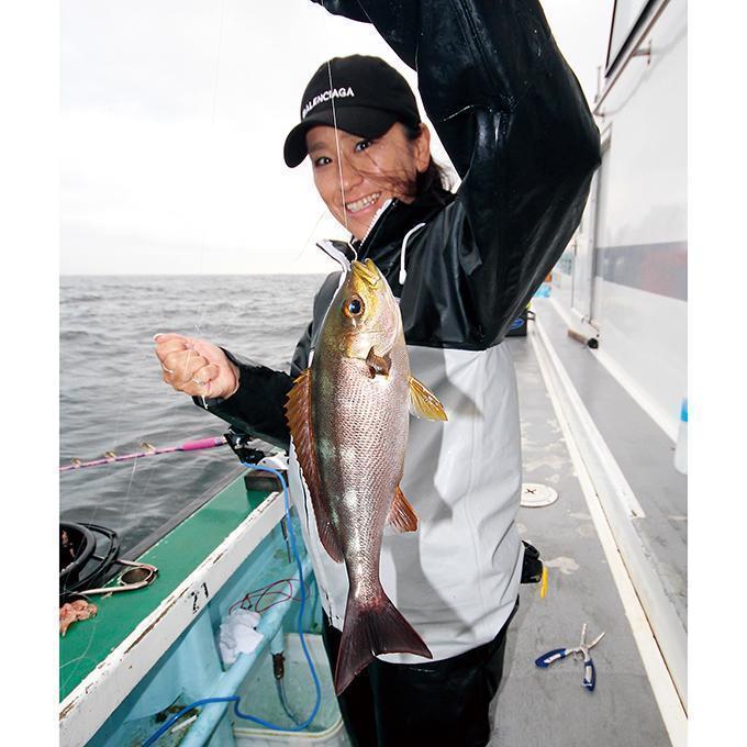 イサキ数釣り絶好調!釣れるサイズは良型主体!【外房・大原沖】