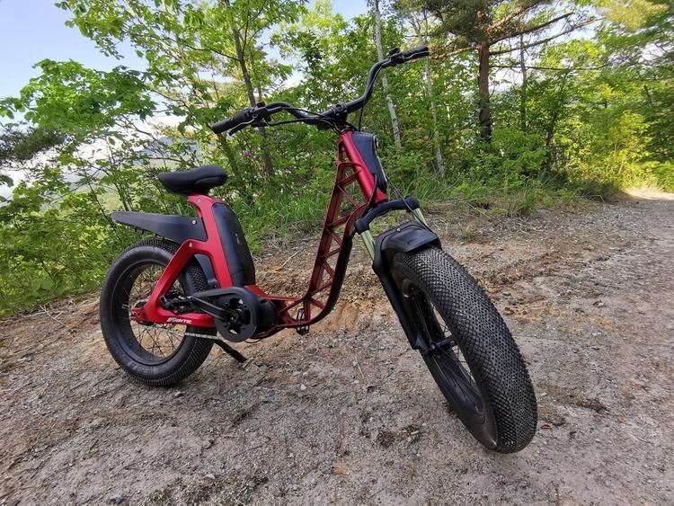 欧州仕様のE-Bikeの実力は? FANTIC ISSIMO EU仕様をインプレッション