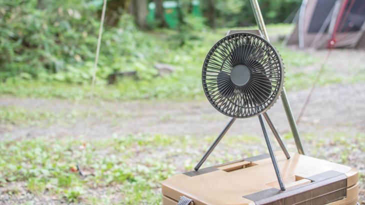 「快適すぎる〜!」暑いテント内から解放されるマル秘アイテム8選