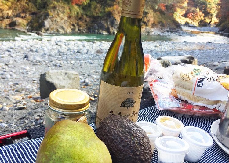 酒好きの自分が、キャンプでよく飲むワイン。1,000円~3,000円価格帯。【随時更新】
