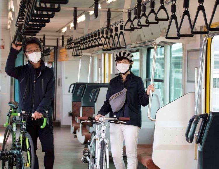 JR常磐線「いばらきサイクルトレイン」運行発表 プレイアトレ土浦で特別ライドイベントを開催