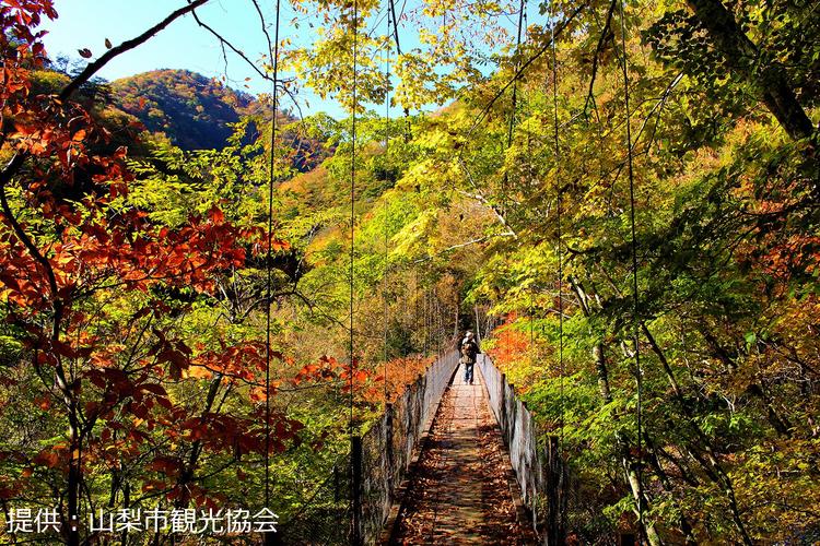 【山ガールスペシャルイベント】ほったらかし温泉入浴付き♪『紅葉の西沢渓谷トレッキングツアー(日帰り)』を11月7日(日)に開催