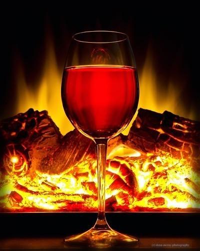 焚火を囲んで楽しもう!お酒で味わう秋の味覚