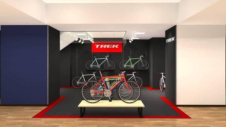 ワイズロード川崎店 9月16日(木)に 「TREK bike powered by Y'sRoad」をオープン