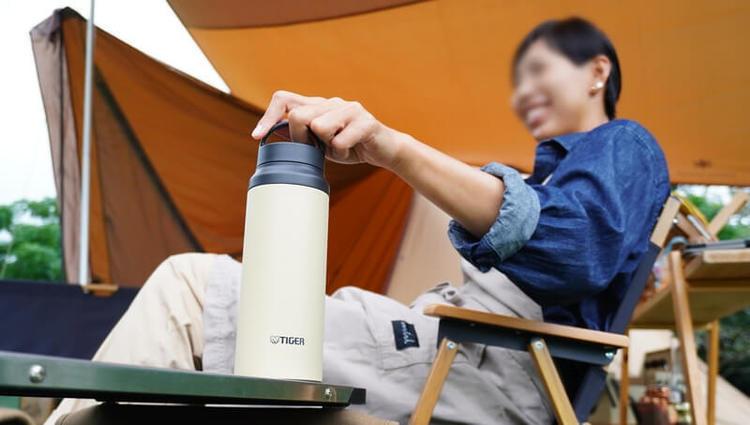 【日本の老舗】タイガーのステンレスボトルがオシャレで機能的