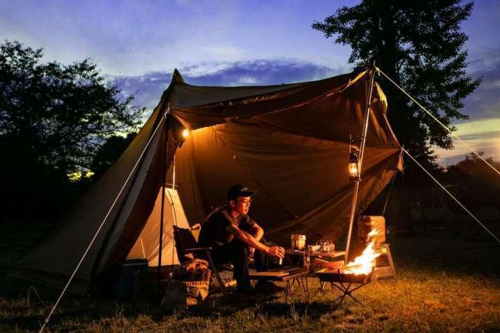 子供とキャンプに行きたい僕がogawa「タッソ」を買った理由