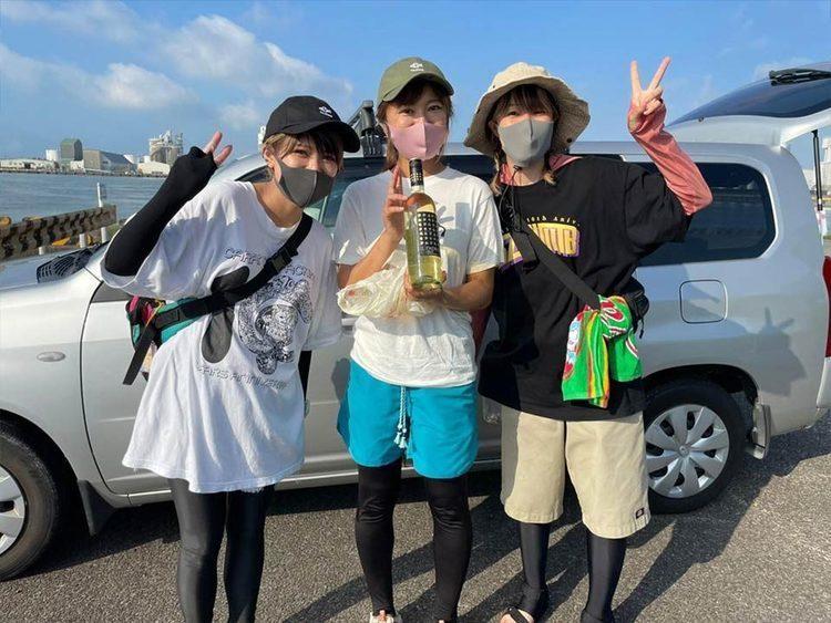 4時間で上出来の結果!静岡県焼津市でタチウオ釣り(ジギング)