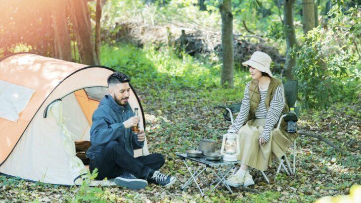 「こう見えて初心者です」キャンプ歴1年未満の優秀キャンパーたちを大特集!