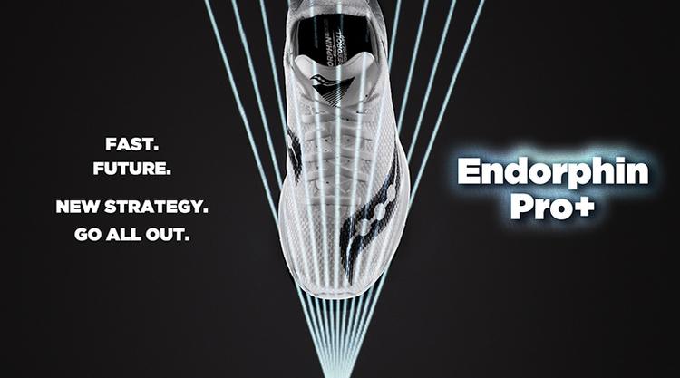 Saucony(サッカニー)から、スピードを求めるランナーへの1足「ENDORPHIN PRO+」が、9月29日発売。